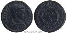 Ancient Coins - CRISPUS. (AD 317-326) AE3, 3.19g.  Heraclea. Rare.