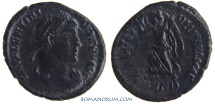 Ancient Coins - VALENTINIAN I. (AD 364-375) AE3, 3.31g.  Cyzicus. SECVRITAS REIPVBLICAE