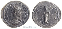 Ancient Coins - PROBUS. (AD 276-282) Antoninianus, 4.62g.  Lugdunum. PIETAS AVG