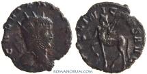 Ancient Coins - GALLIENUS. (AD 253-268) Antoninianus, 1.96g.  Rome. Centaur.