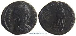 Ancient Coins - HELENA. AE3, 1.84g.  Trier. PAX PVBLICA