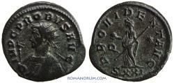 Ancient Coins - PROBUS. (AD 276-282) Antoninianus, 4.07g.  Ticinum. Aeqviti series.