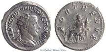 Ancient Coins - GORDIAN III. (AD 238-244) Antoninianus, 5.49g.  Rome. FORT REDVX Heavy Antoninianus