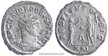 Ancient Coins - PROBUS. (AD 276-282) Antoninianus, 4.02g.  Antioch.