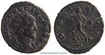 Ancient Coins - CLAUDIUS II, Gothicus. (AD 268-270) Antoninianus, 2.82g.  Milan.