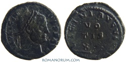 Ancient Coins - LICINIUS. (AD 308-324) AE3, 2.90g.  Arles [?] LICINI AVGVSTI Not common without wreath.