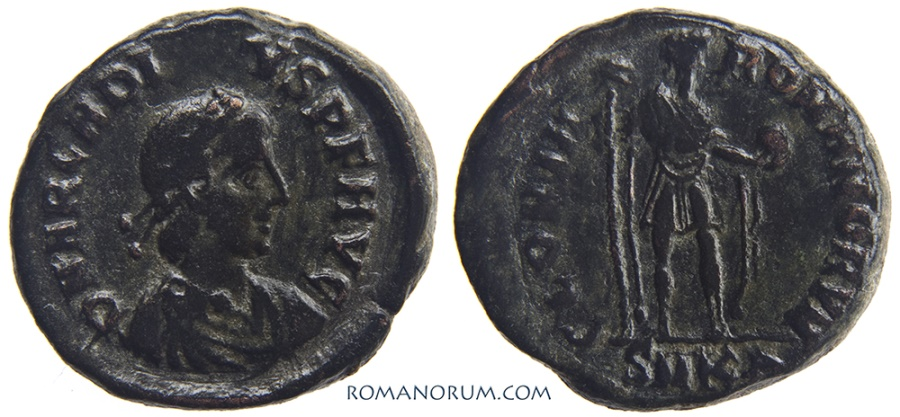 Ancient Coins - ARCADIUS. (AD 383-408) AE2, 5.83g.  Cyzicus. Relatively scarce