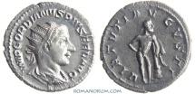 Ancient Coins - GORDIAN III. (AD 238-244) Antoninianus, 3.52g.  Rome. VIRTVTI AVGVSTI