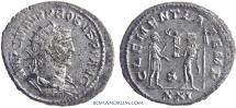 Ancient Coins - PROBUS. (AD 276-282) Antoninianus, 4.33g.  Antioch.