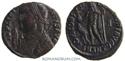 Ancient Coins - LICINIUS. (AD 308-324) AE3, 2.88g.  Antioch. IOVI CONSERVATORI. Great detail