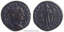 Ancient Coins - DIOCLETIAN. (AD 284-305) Follis, 8.87g.  Trier.