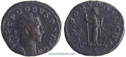 Ancient Coins - PROBUS. (AD 276-282) Antoninianus, 3.97g.  Lugdunum.
