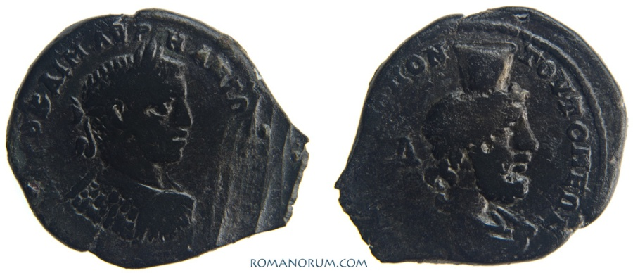 Ancient Coins - CARACALLA. (AD 211-217) AE 30. 4 assaria., 10.82g.  Moesia Inferior, Tomis. Featured in wildwinds.com