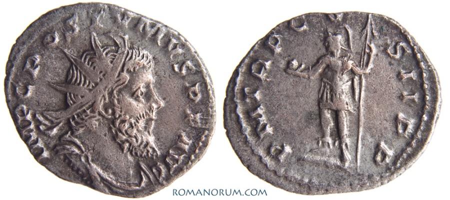 Ancient Coins - POSTUMUS. (AD 260-269) Antoninianus, 2.92g.  Cologne.