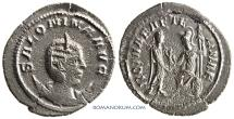Ancient Coins - SALONINA. (Wife of Gallienus) Antoninianus, 3.32g.  Antioch.