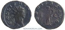 Ancient Coins - GALLIENUS. (AD 253-268 ) Antoninianus, 2.70g.  Rome. VBERITAS AVG