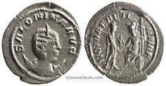 Ancient Coins - SALONINA. (Wife of Gallienus) Antoninianus, 3.32g.  Antioch.