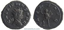 Ancient Coins - GALLIENUS. (AD 253-268) Antoninianus, 3.79g.  Rome. ORIENS AVG