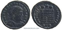 Ancient Coins - CRISPUS. (317-326 AD) AE3, 2.56g.  Trier.