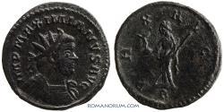 Ancient Coins - MAXIMIANUS. (AD 286-305) Antoninianus, 4.15g.  Lugdunum. Rare