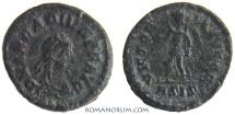 Ancient Coins - ARCADIUS. (AD 383-408) AE4, 1.18g.  Siscia.
