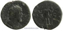 Ancient Coins - POSTUMUS. (AD 260-268) Double sestertius, 14.07g.  Cologne.