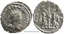 Ancient Coins - GALLIENUS. (AD 253-268) Antoninianus, 3.44g.  Samosata.
