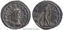 Ancient Coins - GALLIENUS. (AD 253-268) Antoninianus, 3.73g.  Antioch. VIRTVS AVG