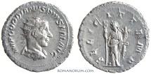 Ancient Coins - GORDIAN III. (AD 238-244) Antoninianus, 3.98g.  Rome. FELICIT TEMP