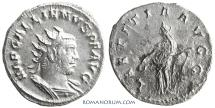 Ancient Coins - GALLIENUS. (AD 253-268) Antoninianus, 3.46g.  Antioch. Scarce