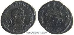 Ancient Coins - GRATIAN. (AD 375 -383) AE 3, 1.48g.  Siscia.