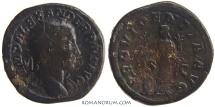 Ancient Coins - SEVERUS ALEXANDER. (AD 222-235) Dupondius, 13.68g.  Rome.