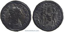 Ancient Coins - AURELIAN. (AD 270-275) Antoninianus, 3.42g.  Cyzicus.