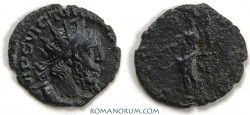Ancient Coins - VICTORINUS. (AD 268-270) Antoninianus, SALVS AVG 2.02g. Cologne.