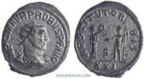 Ancient Coins - PROBUS. (AD 276-282) Antoninianus, 3.57g.  Antioch. Scarce officina