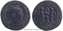 Ancient Coins - CONSTANTINE I, The Great . (AD 306-337) AE 3, 3.43g.  Siscia.
