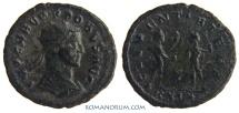 Ancient Coins - PROBUS. (AD 276-282) Antoninianus, 3.37g.  Cyzicus. CLEMENTIA TEMP