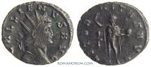 Ancient Coins - GALLIENUS. (AD 253-268 ) Antoninianus, 3.52g.  Rome. AETERNITAS AVG