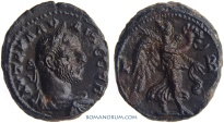 Ancient Coins - CLAUDIUS GOTHICUS. (AD 268-270) Tetradrachm, 10.48g.  Alexandria. Scarce, heavy.