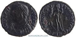 Ancient Coins - LICINIUS. (AD 308-324) AE3, 2.20g.  Cyzicus. IOVI CONSERVATORI