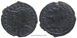 Ancient Coins - SEVERUS II. (AD 305-07) Follis, 7.92g.  Aquileia. 27mm. Scarce