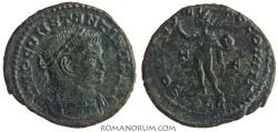 Ancient Coins - CONSTANTINE I, The Great . (AD 306-337) Follis, 2.79g.  Lugdunum. SOLI INVICTO