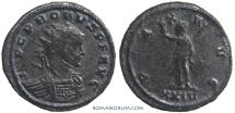 Ancient Coins - PROBUS. (AD 276-282) Antoninianus, 3.99g.  Siscia Less common mint mark