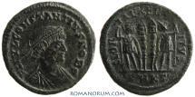 Ancient Coins - CONSTANTIUS II. (AD 337-361) AE3, 2.34g.  Cyzicus.