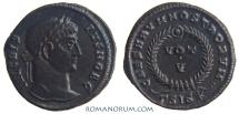 Ancient Coins - CRISPUS. (AD 317-326) AE3, 2.81g.  Siscia. CAESARVM NOSTRORVM Crisp.
