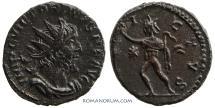 Ancient Coins - VICTORINUS. (AD 268-270) Antoninianus, 3.18g.  Cologne. Invictvs