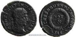 Ancient Coins - CONSTANTINE II. (AD 337-340) AE3, 2.94g.  Siscia. Rare.