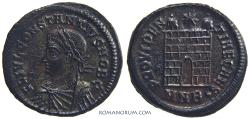 Ancient Coins - CONSTANTIUS II. (AD 337-361) AE3, 3.43g.  Nicomedia. Great bust style.