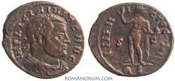 Ancient Coins - LICINIUS. (AD 308-324) AE3, 2.88g.  Rome. SOLI INVICTO