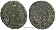 Ancient Coins - CONSTANTINE I, The Great. (AD 306-337) AE 3, 2.73g.  Rome. VOT XX